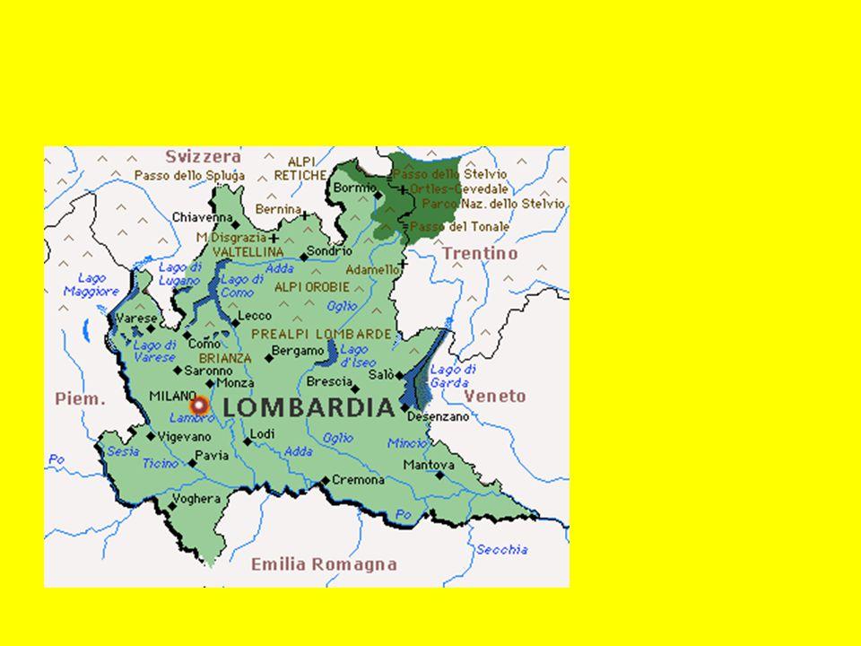 La Lombardia venne originariamente occupata dagli etruschi e dagli umbri.