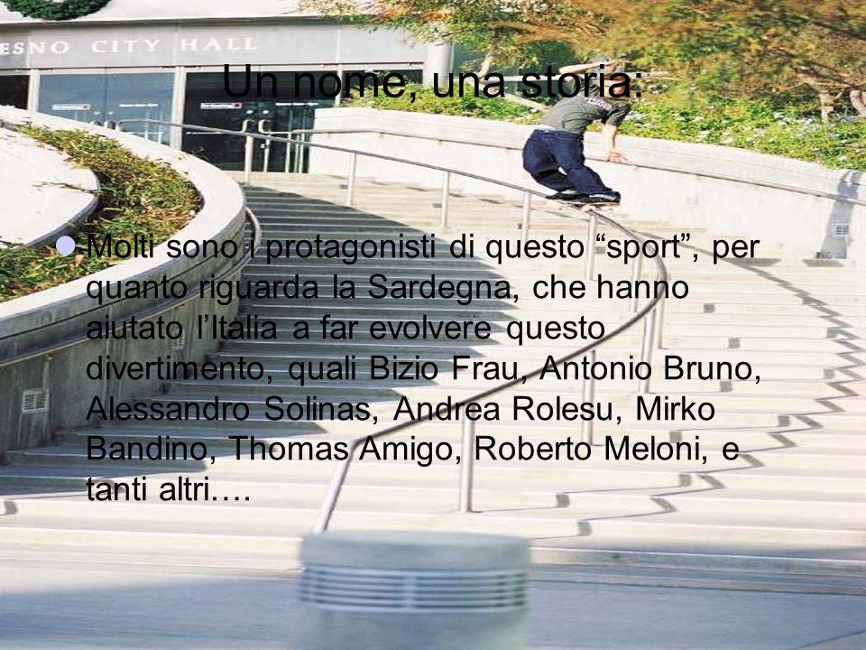 """Un nome, una storia: Molti sono i protagonisti di questo """"sport"""", per quanto riguarda la Sardegna, che hanno aiutato l'Italia a far evolvere questo di"""
