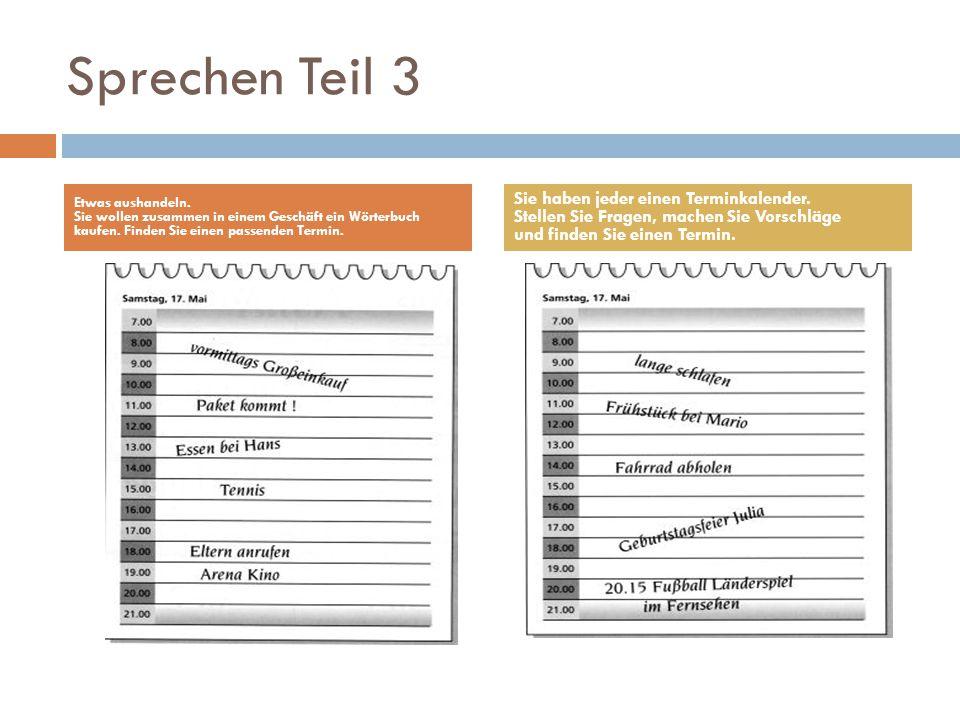 Zertifikat Deutsch  capire, anche nel dettaglio, importanti informazioni contenute in discorsi, annunci pubblici, annunci alla radio, inerenti la realtà quotidiana  comprendere esattamente rilevanti informazioni contenute in articoli di giornali, statistiche e descrizioni su tematiche inerenti la vita di tutti i giorni  scrivere coerenti messaggi privati o semiformali come lettere o e- mail  condurre una semplice conversazione su una tematica di interesse personale, esprimere in breve opinioni personali e rispondere in modo adeguato al vostro interlocutore  raccontare, proporre o accordarsi su qualcosa in situazioni quotidiane.
