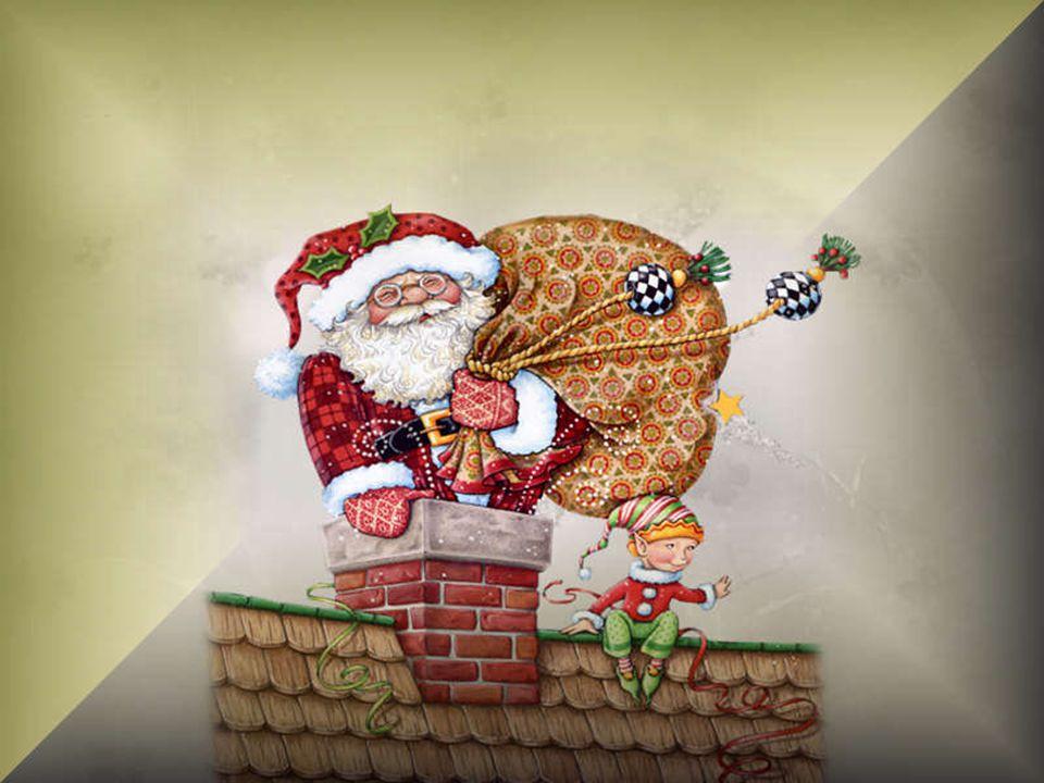 Ma Babbo Natale sa che adesso anche ai giocattoli piace il progresso; al giorno d'oggi le bambole han fretta, vanno in auto o in bicicletta.
