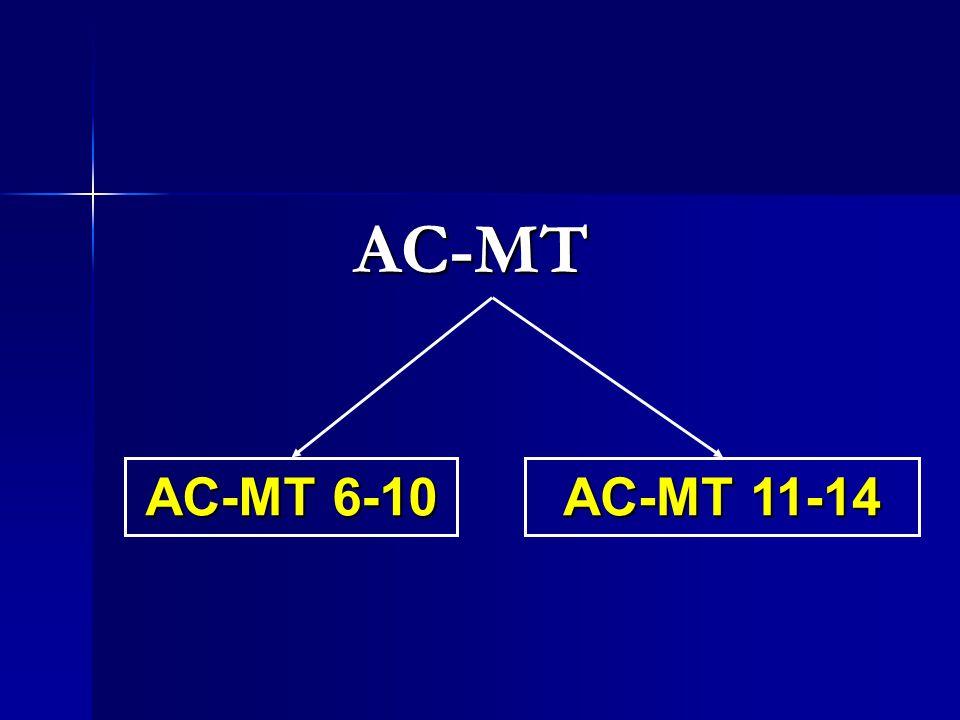 AC-MT AC-MT 6-10 AC-MT 11-14