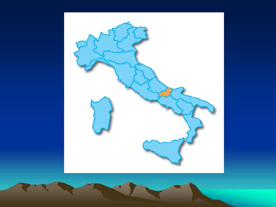 Territorio Il Molise ha l'aspetto fisico delle regioni appenniniche.