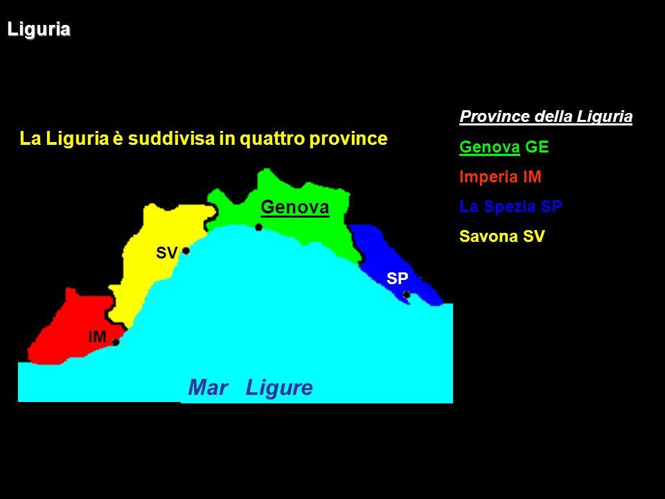 Toscana La Toscana confina con le regioni Liguria, Emilia- Romagna, Marche, Umbria, Lazio.