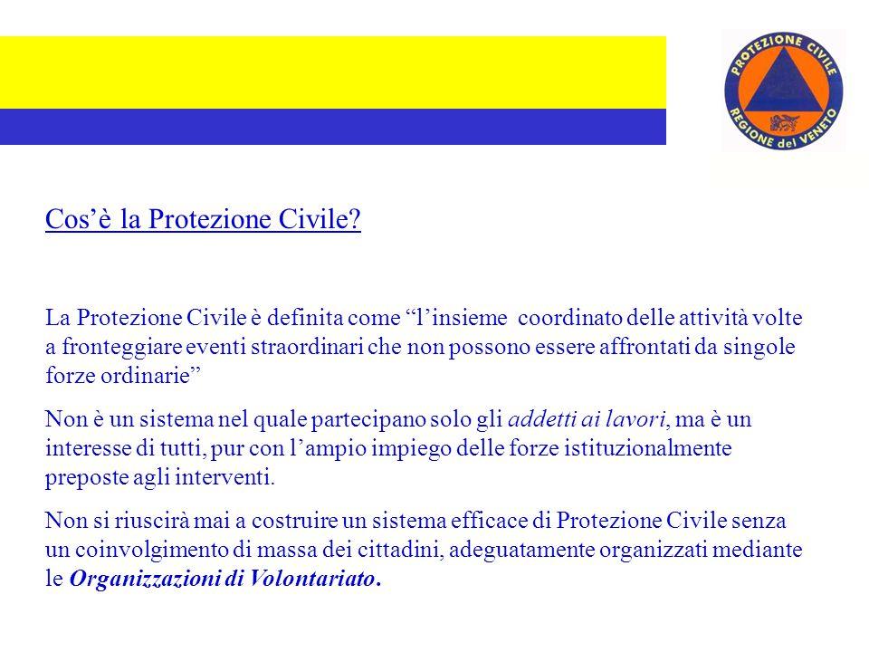 Introduzione alla Protezione Civile A cura della Protezione Civile Misquilese – ONLUS