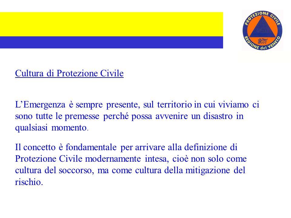 Art. 11 L. 225/92: costituiscono strutture operative del Servizio Nazionale di Protezione Civile a)Il Corpo Nazionale dei Vigili del Fuoco, quale comp