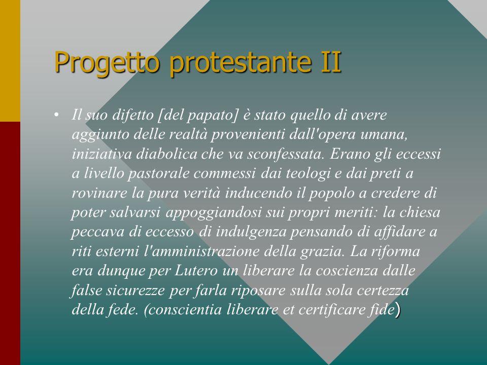 Interpretazione pietista XVII s.DallaDalla dottrina alla dimensione interiore.