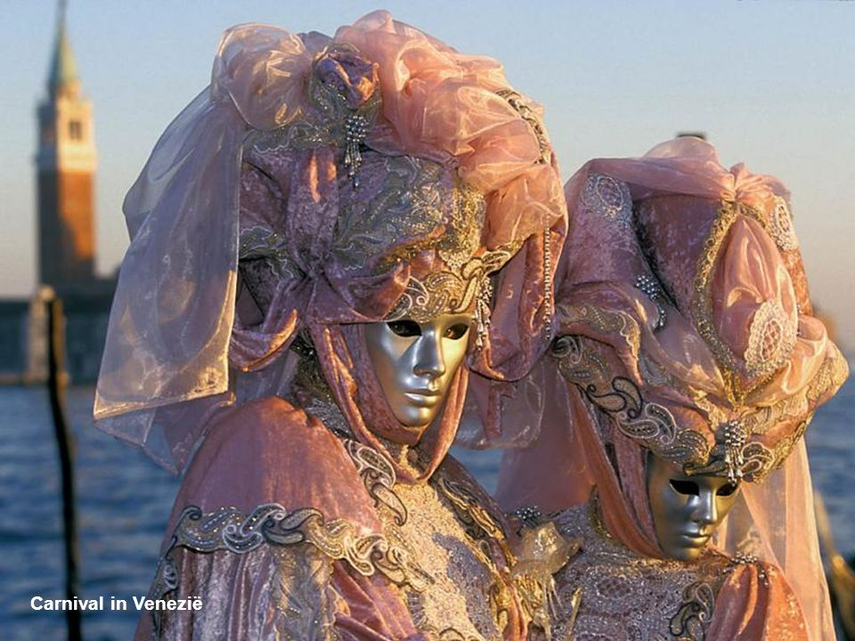 Carnival in Venezië