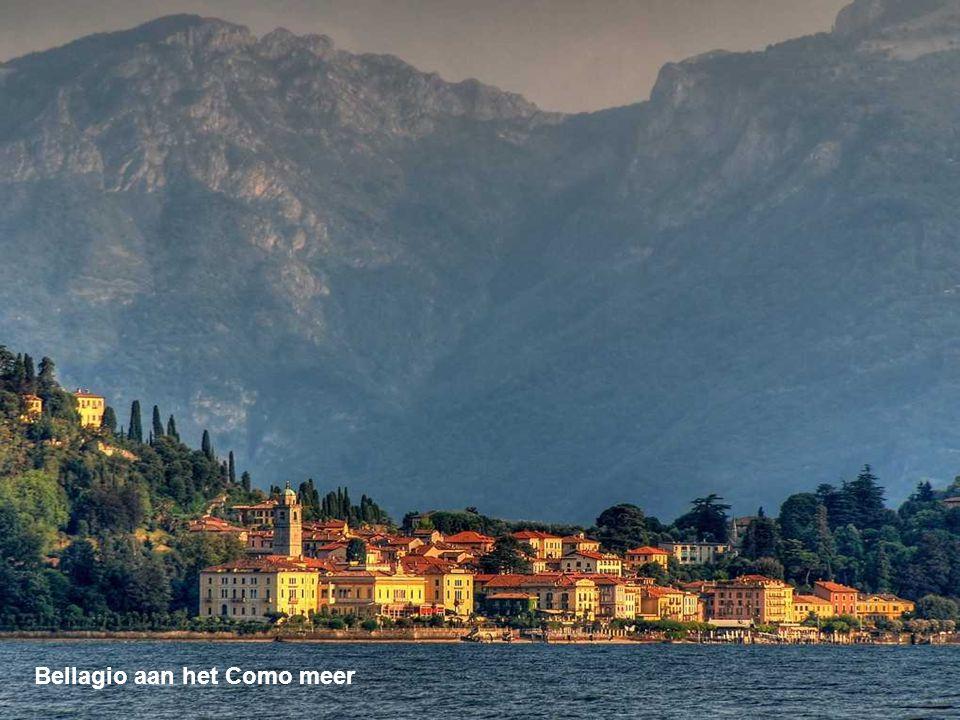 Bellagio aan het Como meer