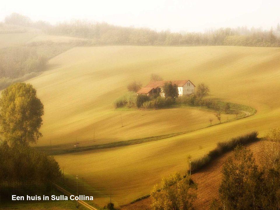 La casa sulla collina Een huis in Sulla Collina