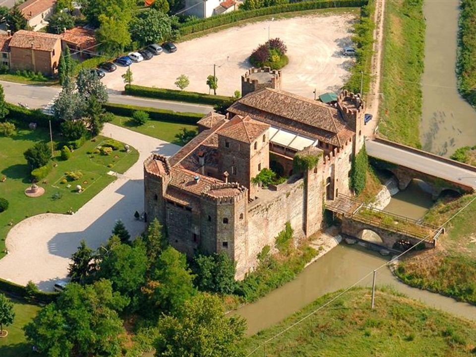 Il castello di Valbona, colli Euganei (PD)