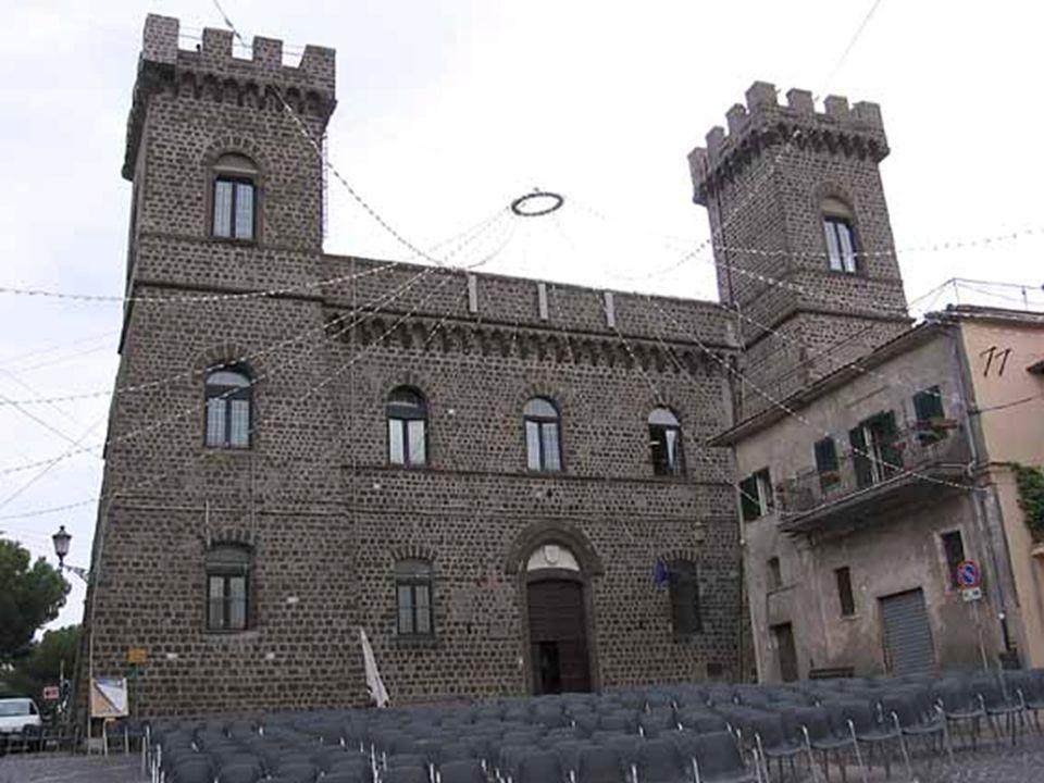 Castello Savelli di Rocca Priora (Roma)