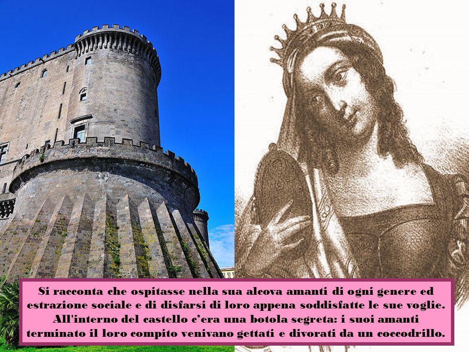 Di tutt'altro tenore la storia di Castel Nuovo o Maschio Angioino.