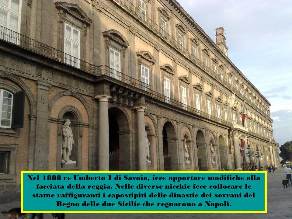 Il sovrano, per la bellezza del paesaggio casertano e per soddisfare la grande sete venatoria fece costruire la più bella e grande reggia d'Europa da superare quella di Versailles, il suo immenso parco si estende per 3 km su 120 ettari di superficie.