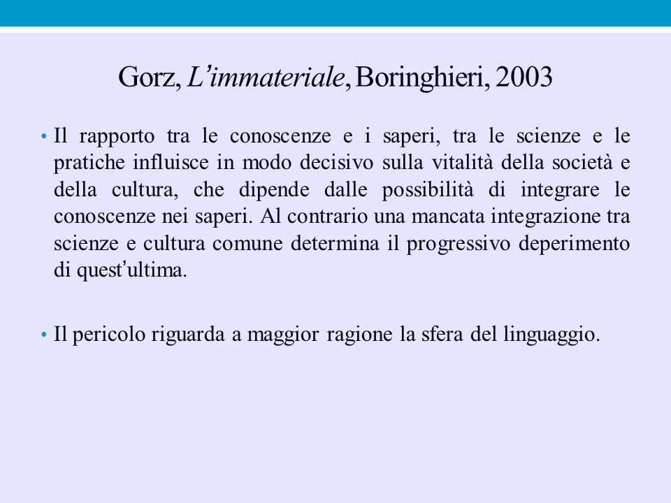 Dalla oscurità alla semplificazione Oggi l'oscurità della lingua dei giornali è stata sostituita da un linguaggio alla portata di quella entità magmatica che si chiama 'la gente' (Eco, Sulla stampa, in Id., Cinque scritti morali, Bompiani, 1997, p.
