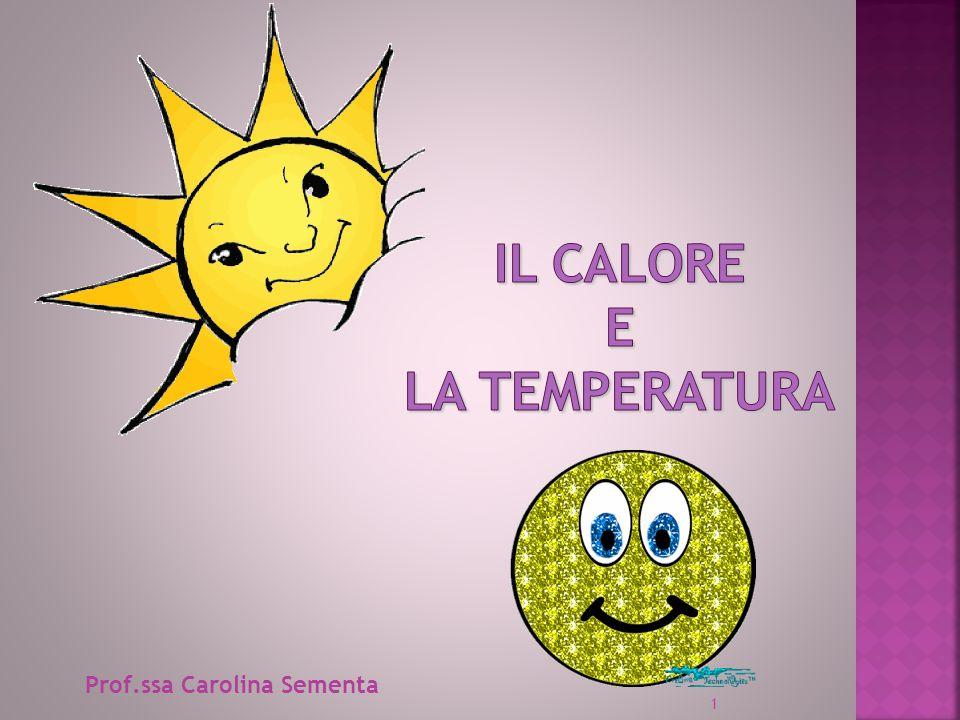 1 Prof.ssa Carolina Sementa