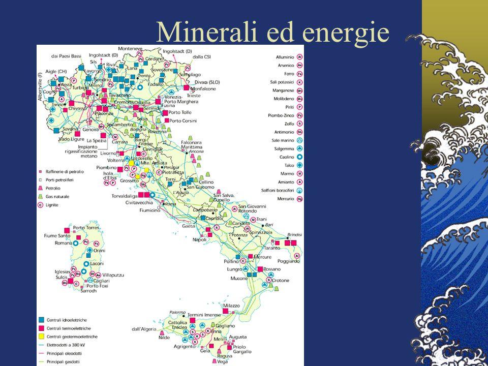 Minerali ed energie