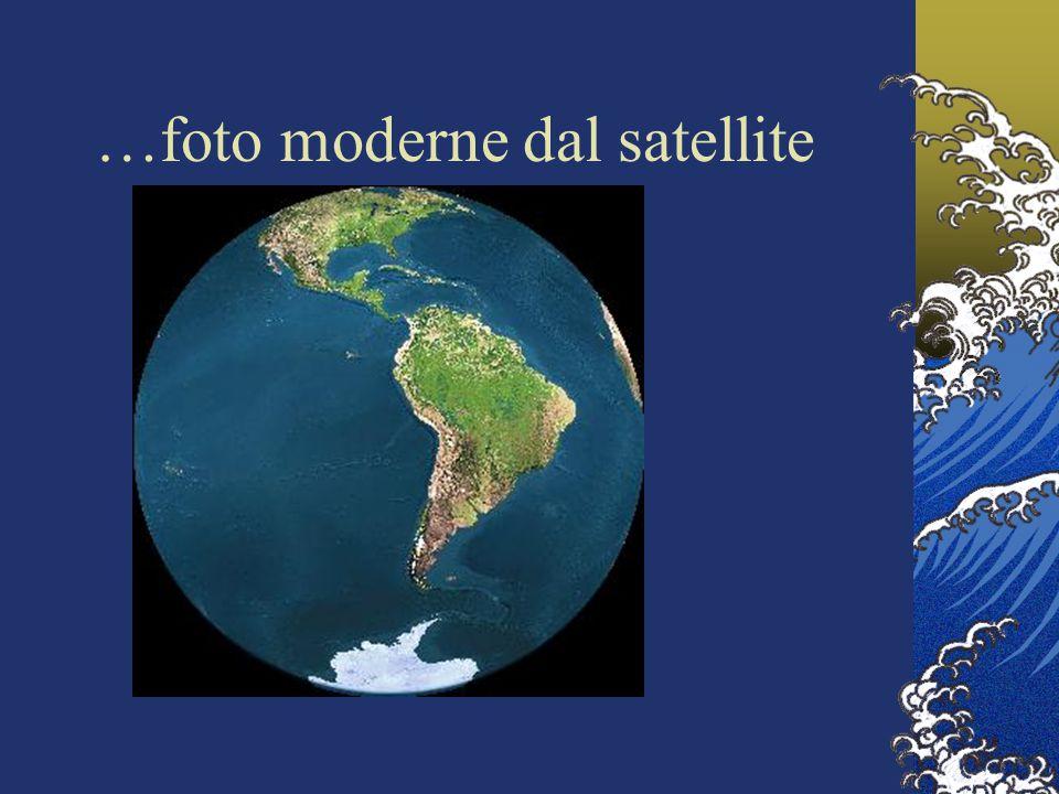 …foto moderne dal satellite
