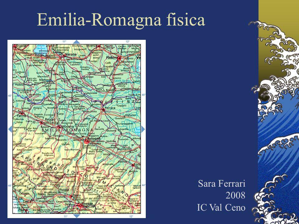 Emilia-Romagna fisica Sada Sara Ferrari 2008 IC Val Ceno