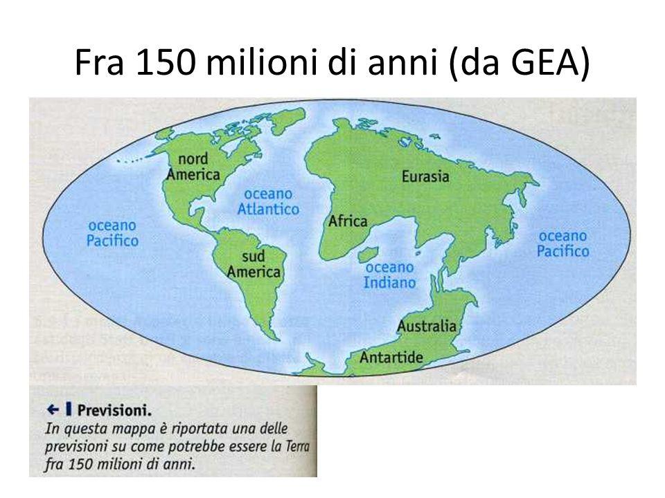 Fra 150 milioni di anni (da GEA)