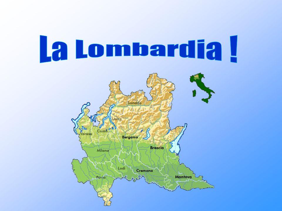 CONFINI:CONFINI: A nord con la Svizzera A est con il Trentino Alto Adige e il Veneto A sud con l'Emilia Romagna A ovest con il Piemonte La Lombardia
