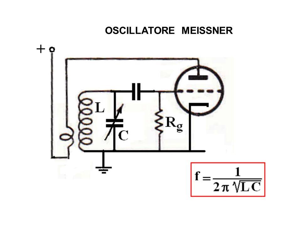 Modulatore DSB con 7360 (anni '60) MODULATORE DSB