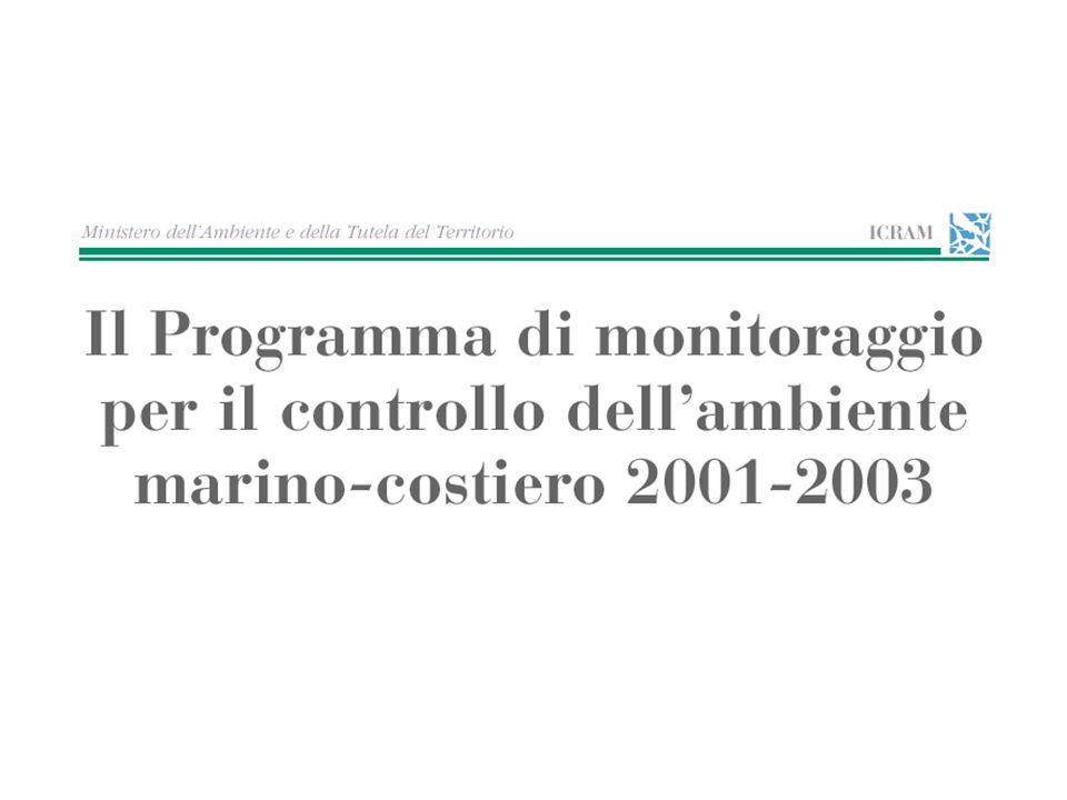 In Italia il primo tentativo di utilizzare a grande scala i molluschi bivalvi, e in particolare il mitilo mediterraneo Mytilus galloprovincialis, quale indicatore di qualità ambientale è stato condotto nell'ambito delle attività di monitoraggio previste ai sensi della 979/82 e attuate dalle Regioni costiere.