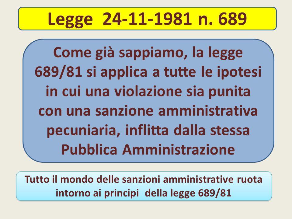 Legge 24-11-1981 n.