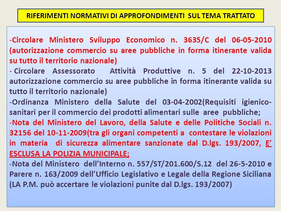 -Circolare Ministero Sviluppo Economico n.