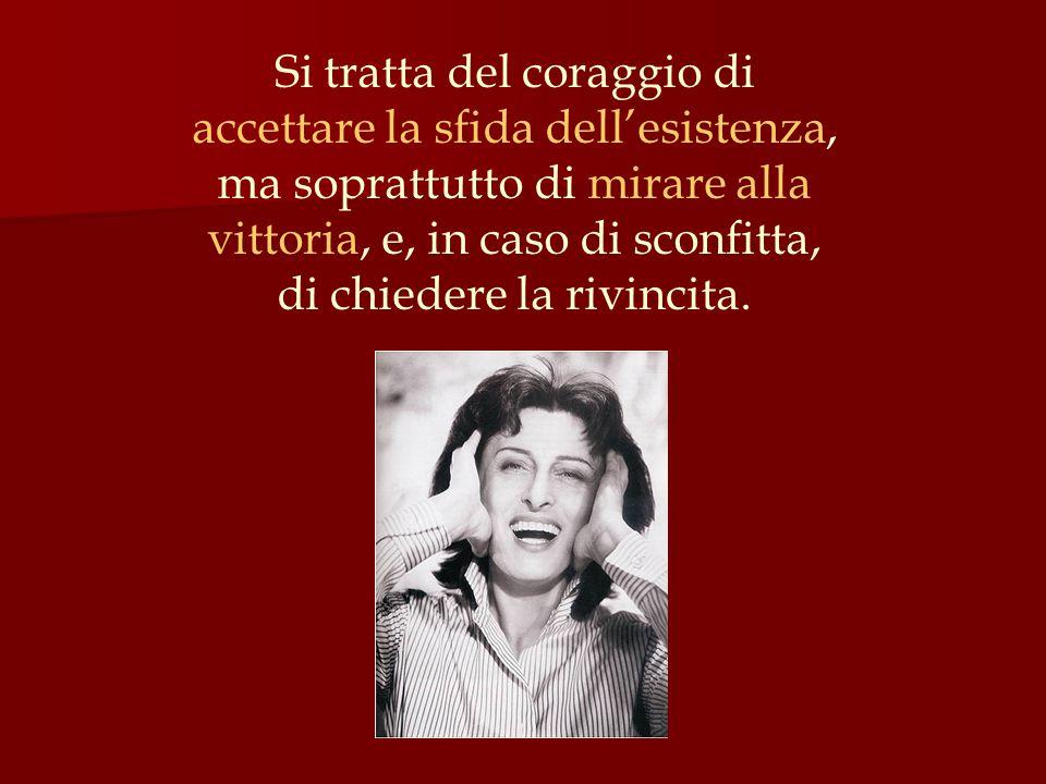 Durante il fascismo alla donna era stata riconosciuta una dignità pubblica solo in quanto moglie o madre (C.Dau Novelli)