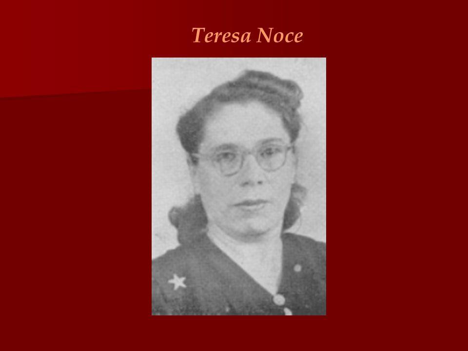 (Torino, 1900 - Bologna, 1980) Eletta nelle liste del PCI, nel XVI collegio - Commissione dei 75 Di famiglia operaia, sin da bambina cominciò a lavorare in fabbrica, e giovanissima prese parte alle lotte proletarie torinesi contro la guerra.