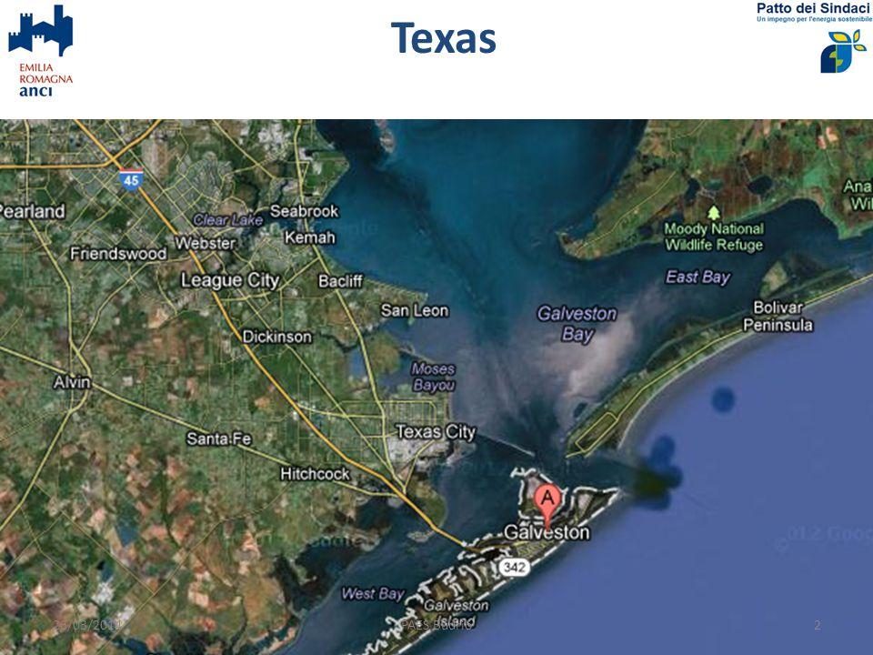Texas PAES Budrio226/03/2014