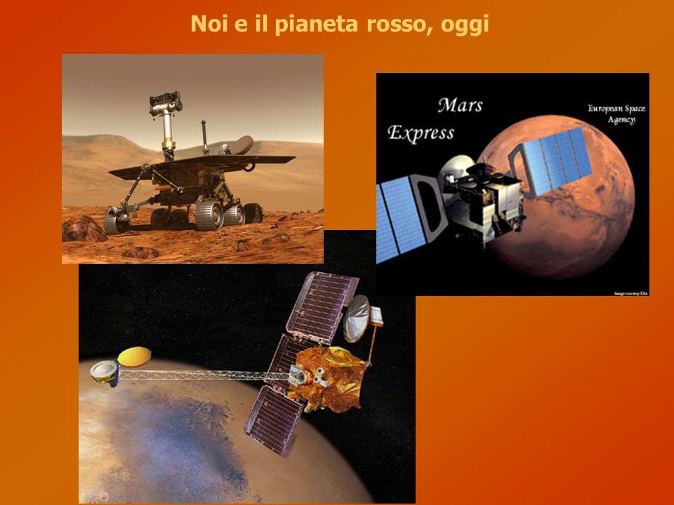 Noi e il pianeta rosso, oggi