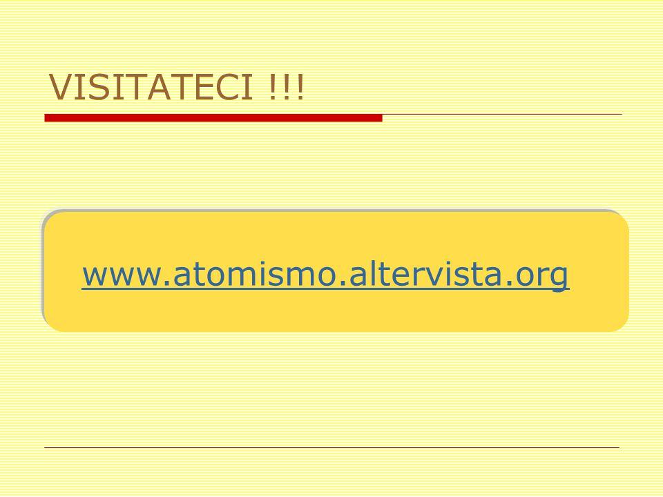 VISITATECI !!! www.atomismo.altervista.org