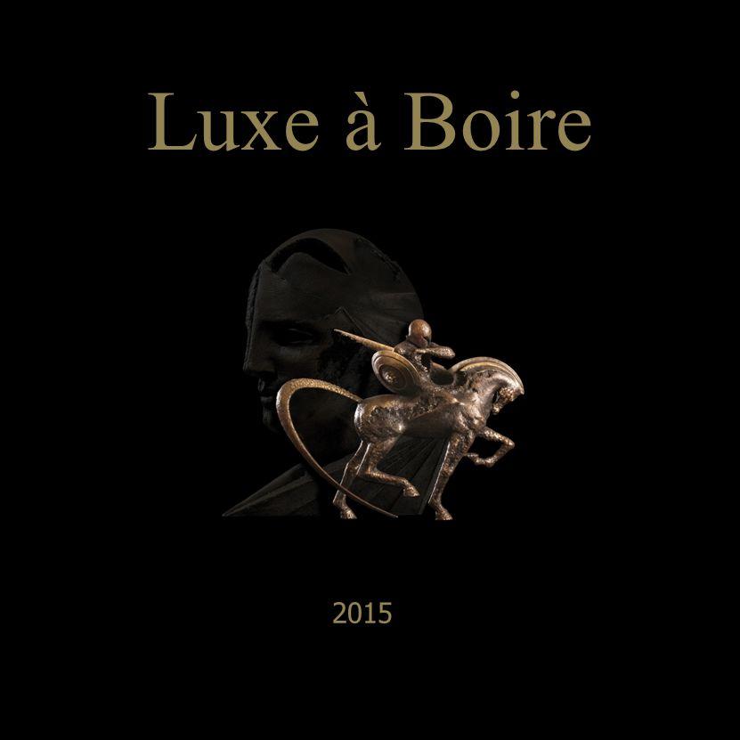 Luxe à Boire è un prestigioso marchio rivolto ad una clientela esclusiva alla quale propone, con servizi personalizzati, le sue collezioni di grandi vini, prodotti con passione ed esperienza da piccoli vignaioli in proprietà.