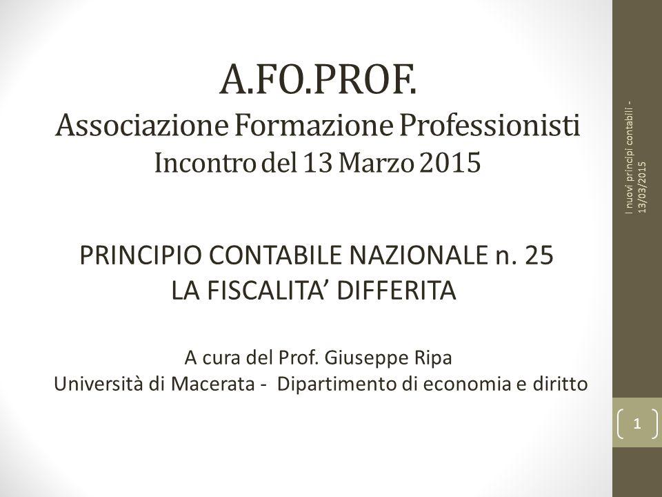 A.FO.PROF.