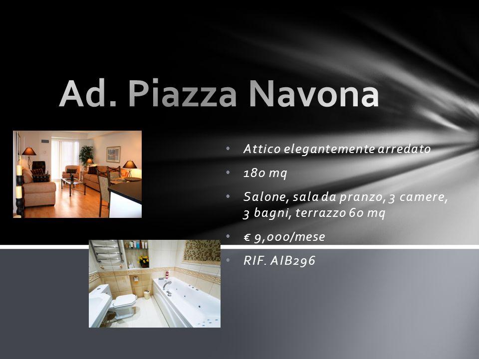 Splendido appartamento 350 mq alta rappresentanza 2 posti auto € 10,000/mese RIF.AIB645 Ad.