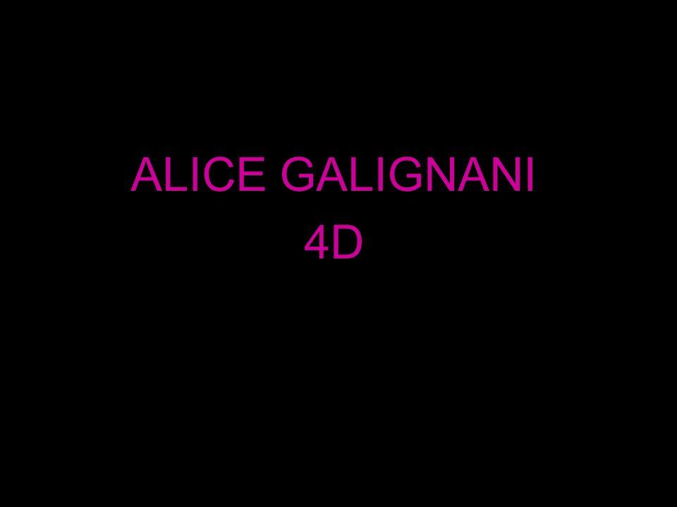 ALICE GALIGNANI 4D