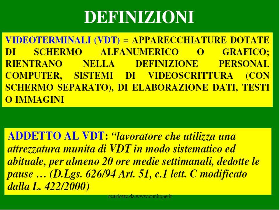 S.I.M.L.I.I.SOCIETA' ITALIANA DI MEDICINA DEL LAVORO E IGIENE INDUSTRIALE IN TEMA DI D.Lgs.