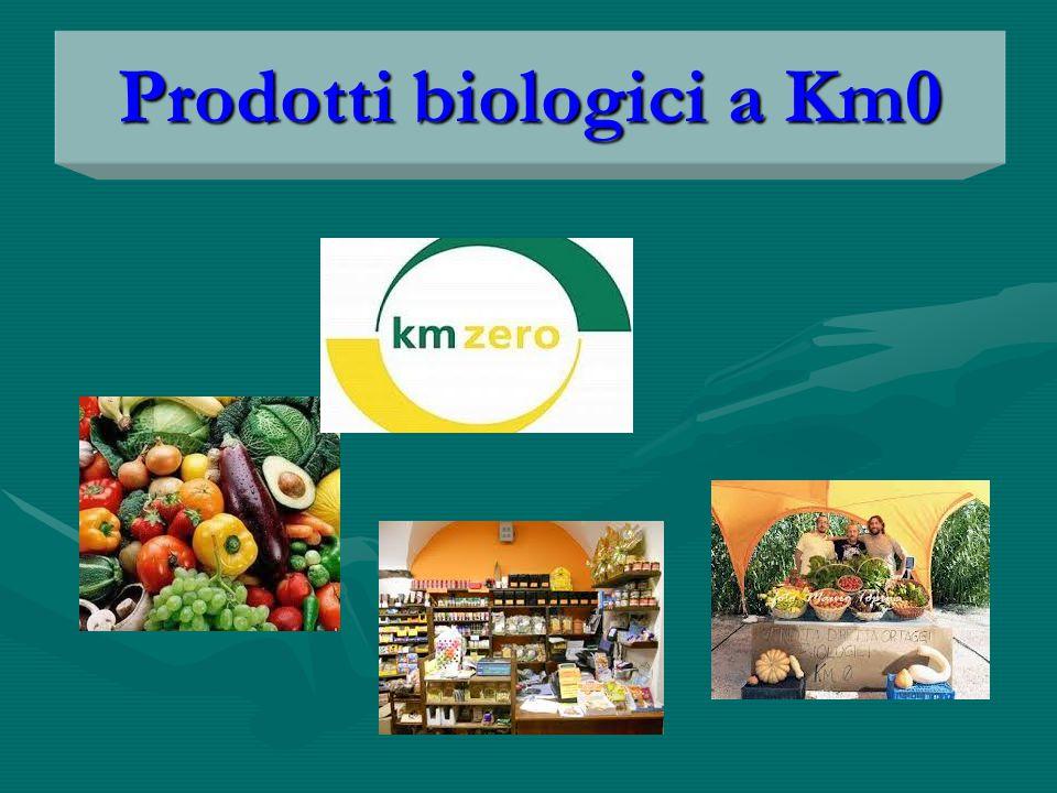 Prodotti biologici a Km0