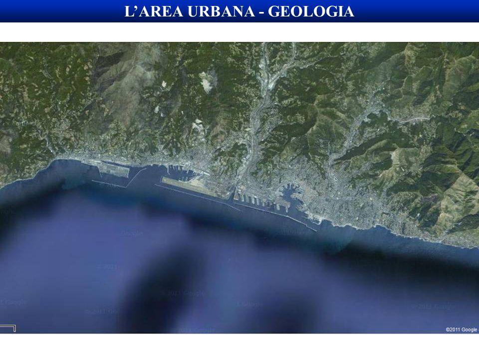 L'AREA URBANA - GEOLOGIA