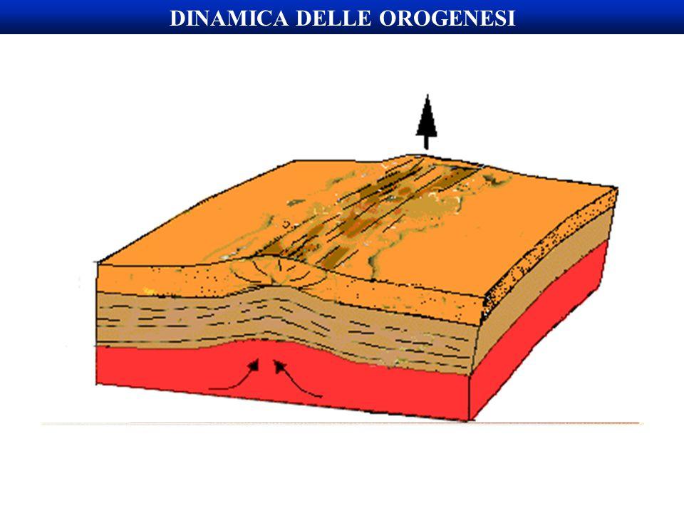 DINAMICA DELLE OROGENESI
