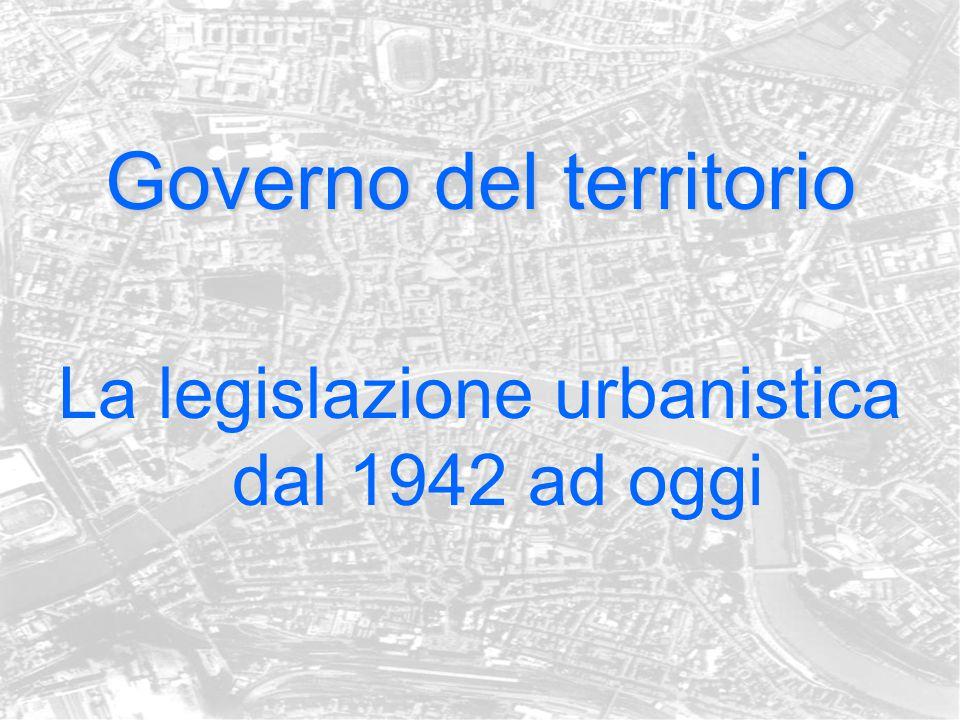 Evoluzione della normativa nazionale dal 1942 al 2009 PIANIFICAZIONE ATTUATIVA Le previsioni del PRG trovano esecuzione attraverso Piani Urbanistici Attuativi (PUA), estesi a singole parti del territorio comunale.
