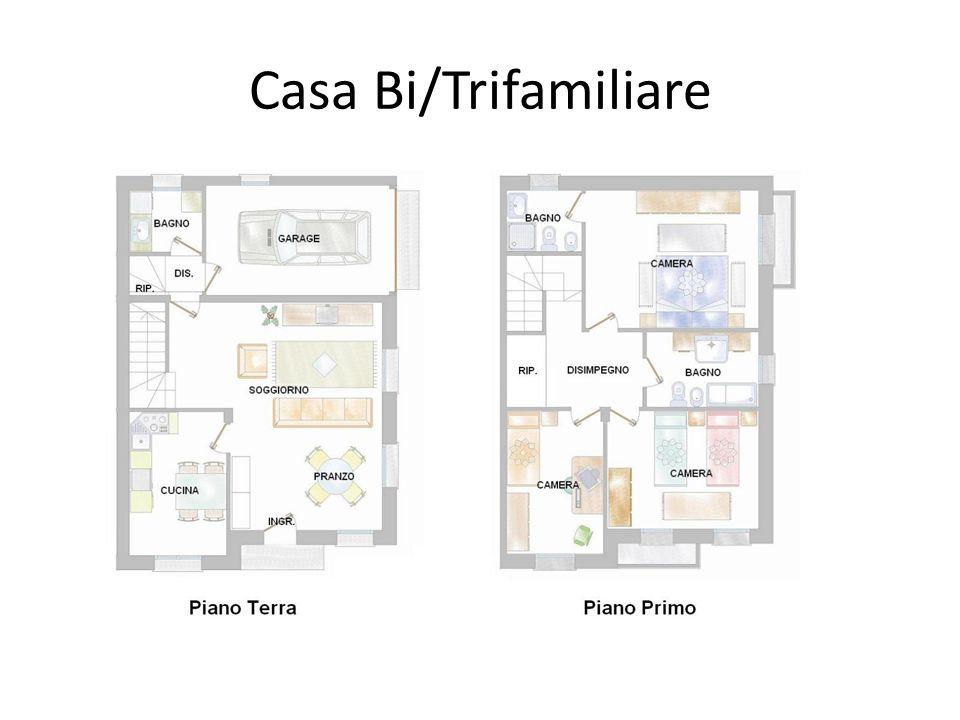 Casa Bi/Trifamiliare