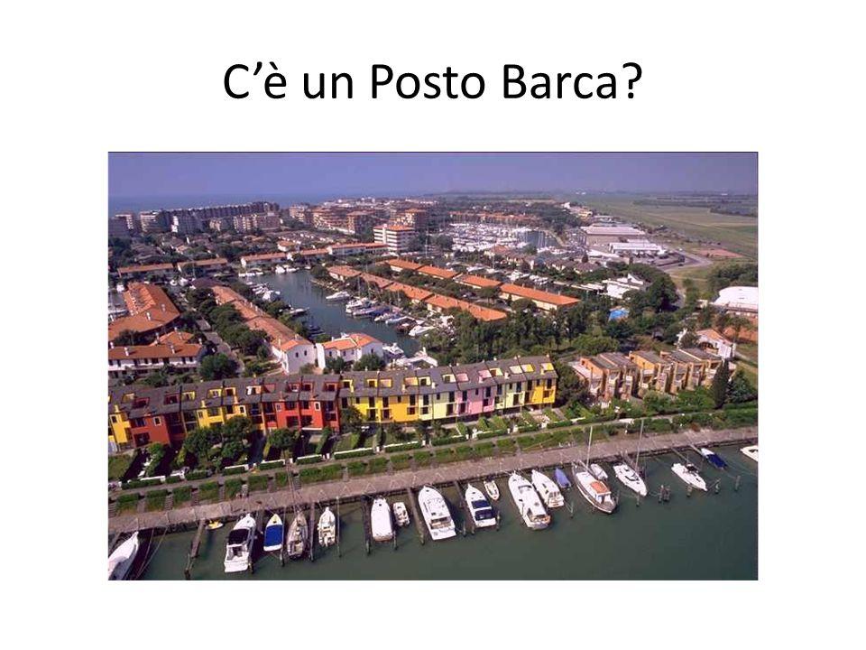C'è un Posto Barca?