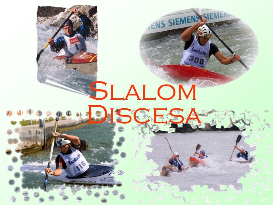 Slalom Discesa