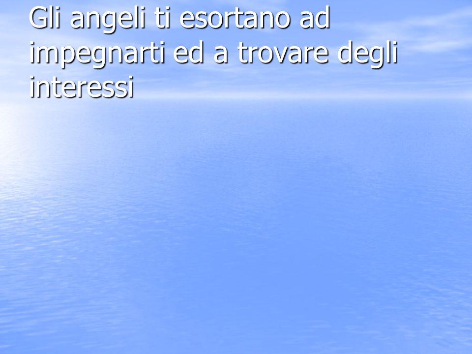 Gli angeli ti esortano a trovare la tua identita