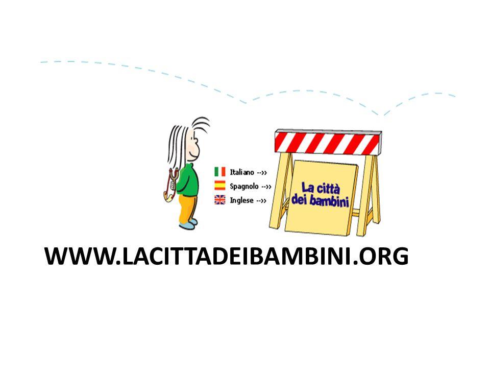 WWW.LACITTADEIBAMBINI.ORG