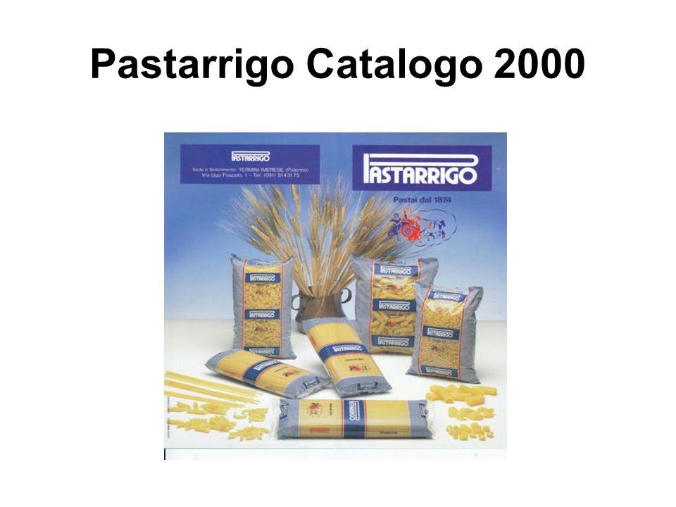 Pastarrigo Catalogo 2000