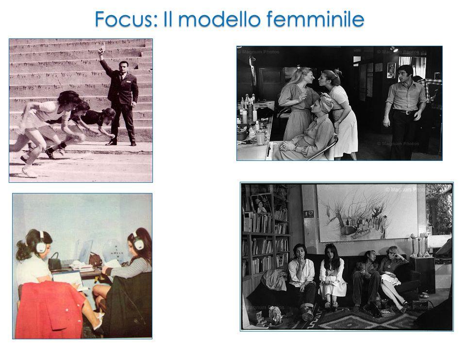 Focus: Il modello femminile