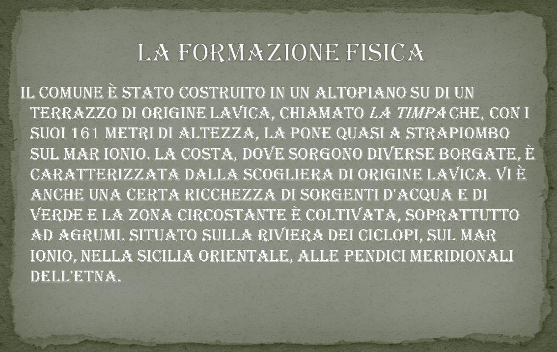 """Lo stemma attuale di Acireale si ricollega al sigillo dell'""""Universitas di Aci"""" concesso al tempo dell'ottenimento dell'autonomia comunale. Purtroppo,"""